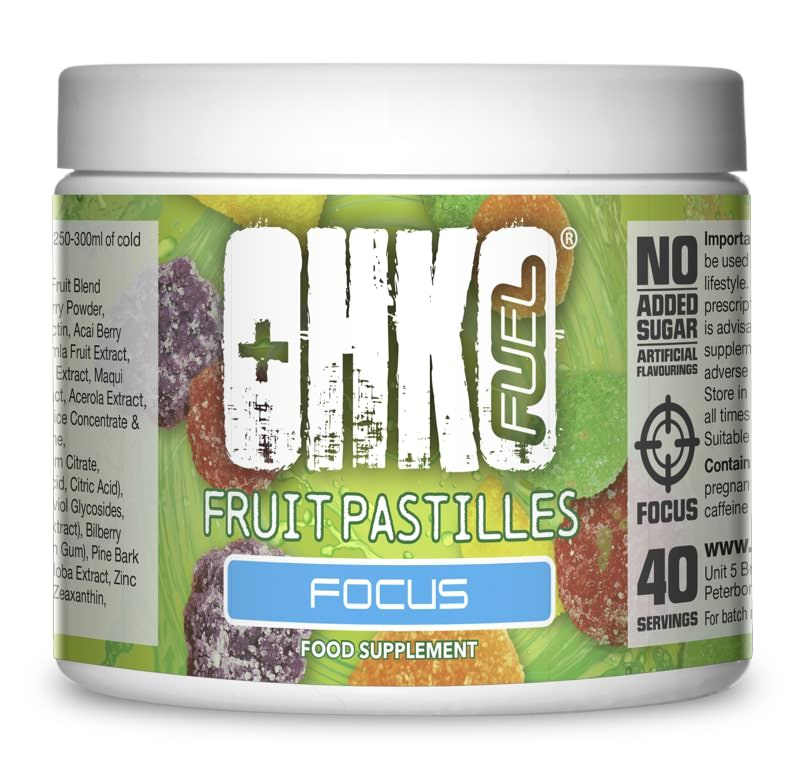 Focus - Fruit Pastilles