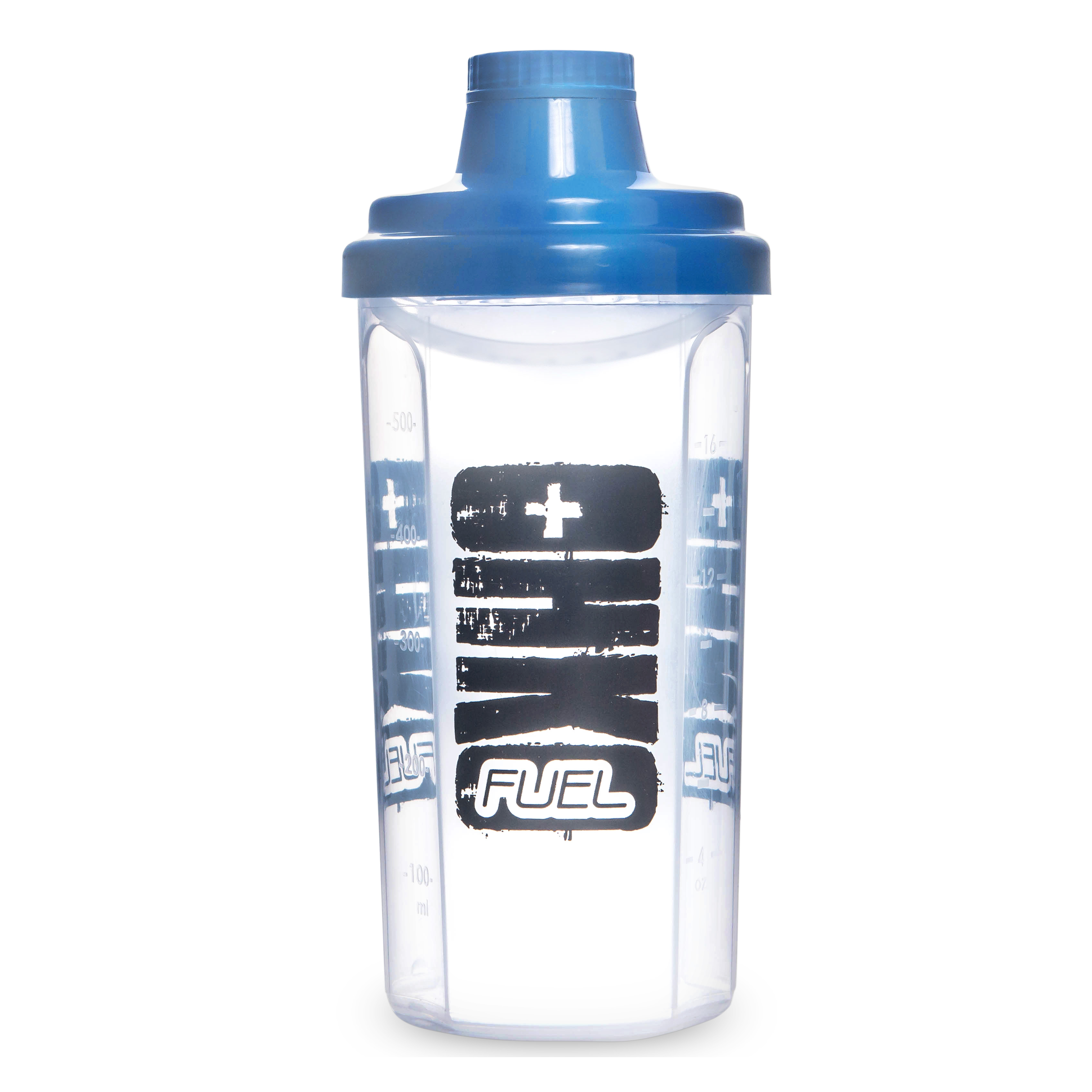 Merch - Shaker Bottle - Blue
